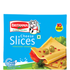 Britannia Processed Cheddar Cheese Slice 200 g