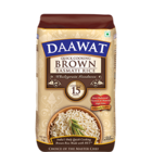 Daawat Brown Basmati Rice 1 Kg