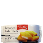 Buffet Breaded Fish Fillt 350 g