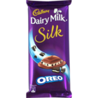 Cadbury Dairy Milk Silk Oreo Chocolates 130 g