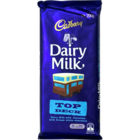 Cadbury Dairy Milk  Top Deck Chocolate 200 g
