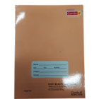 Camlin A5 Note Book Soft Brown 240 X 180mm 	1132103172 172 Pages 172 Pages