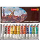 Camlin Artists Oil Color Box 12 Shade 20 ml