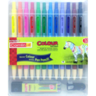 Camlin Colour Pen Pencil 12 Shades 1 pc