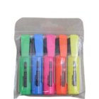 Camlin Hi-Liter Marker Pens Pack of 5 Nos 1 Pc