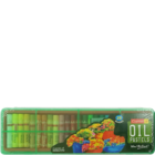 Camlin Oil Pastel 25-Shades With Reusable Plstic Pack 1 Pc