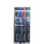Camlin Permanent Marker Pen 4 Colour 4 Nos