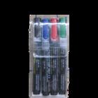 Camlin Permanent Marker Pen 4 Colour 4 Nos