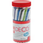 Cello Deco Gel Pen Jar 25 pcs