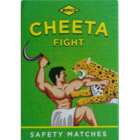Cheetah Fight Matches 1x10 pcs