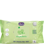 Chicco Baby Moments Soft Cleansing Baby Wipes 72 pc