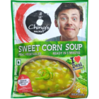 Chings Sweet Corn Veg Soup Powder 55 g