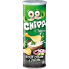 Chizzpa Potato Cream & Onion Chips 160 g