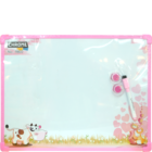 Chrome Kiddy White Board 9802 1 pc