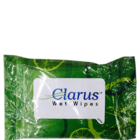 Clarus Wet Wipes Lime 10 pcs