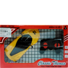 Classic 4 Functions R/C Car 6 Designs Battery Operated Asst 1 pc
