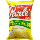Parle Classic Salted Potato Chips Wafers 85 g