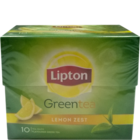 Lipton Clear Green Tea Lemon Bags 10 Nos