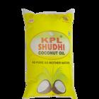 KPL Shudhi Coconut Oil Pouch 1 Ltr