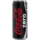 Coke Coca Cola Zero Can 300 ml