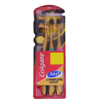 Colgate Tooth Brush Gold 360 3 Pcs