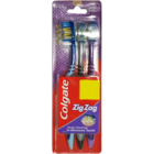 Colgate Zigzag Toothbrush Soft 2 pcs