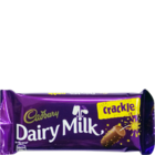 Cadbury Dairy Milk Crackle Chocolate 42 g