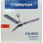 Crompton Ceiling Fan High Speed Plus 1200mm Brown 3 Blade without Regulator 1 pc