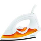 Crompton PD Plus 1000 Watt Dry Iron Orange & White 1 pc