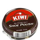 Kiwi Dark Tan Shoe Polish 40 g