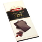 Delaviuda Dark Chocolate 70% 100 g