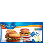 Elicious Burger Patty 480 g