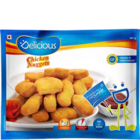 Elicious Chicken Nuggets Classic 500 g