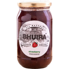 Delight Foods Bhuira Strawberry Preserve Jam 470 g