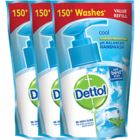 Dettol Cool Hand Wash 3 X 175 ml 1 pc