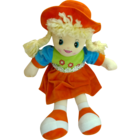 Dimpy Assorted Doll Soft Toys 1 Pc