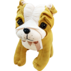 Dimpy Bull Dog Standing 30 Cm 448 1 pc
