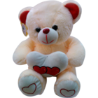 Dimpy Cuddle Me Bear With Heart 40 Inch Soft Toy 1 pc