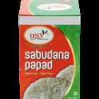 DNV Sabudana Papad 100 g