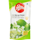 Double Horse Cut Mango Pickle 200 g