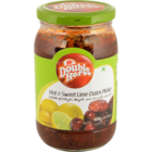 Double Horse Hot And Sweet Pickle 400 g