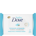 Dove Baby Wipes Rich Moisture 50 pc