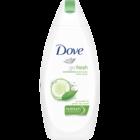 Dove Fresh Moisture Beauty Body Wash 200 ml