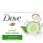 Dove Go Fresh Moisture Bathing Bar 75g