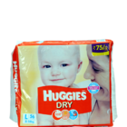 Huggies Dry Large 8-14 kg 56 pcs
