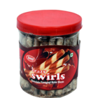 Dukes Waffy Chocolate Flavoured Wafer Sticks Jar 250 g