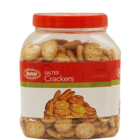 Dukes Salted Crackers Jar 200 g