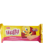 Dukes Waffy Strawberry Flavoured Wafer 75 g