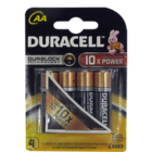 Duracell AA Ultra Alkaline Battery 4 Pcs
