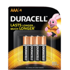 Duracell AAA Battery 4 pc